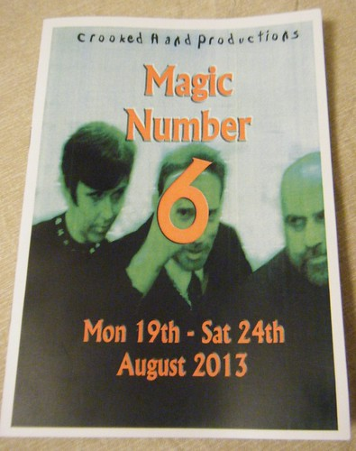 Magic Number 6 -Programme Cover