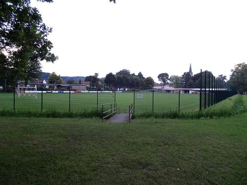 DSC03510 A-Platz im Freeden, football ground of FC Bissendorf 1949.