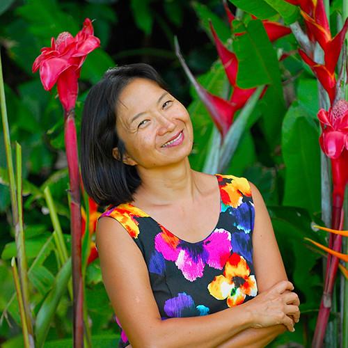Anne Ku, Maui, 2013