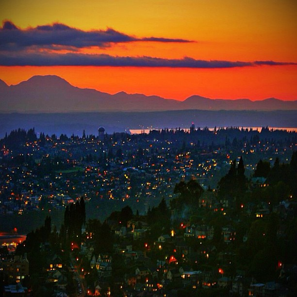twilight in seattle explore patricia kranenbergs photos