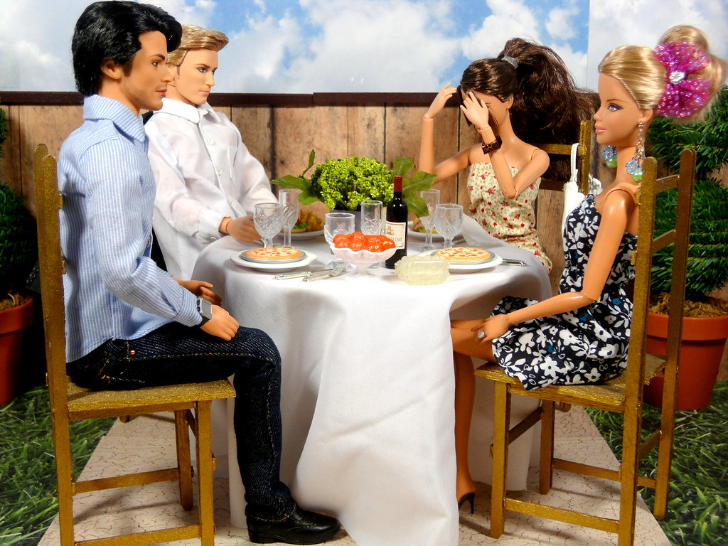 Image result for awkward dinner flickr