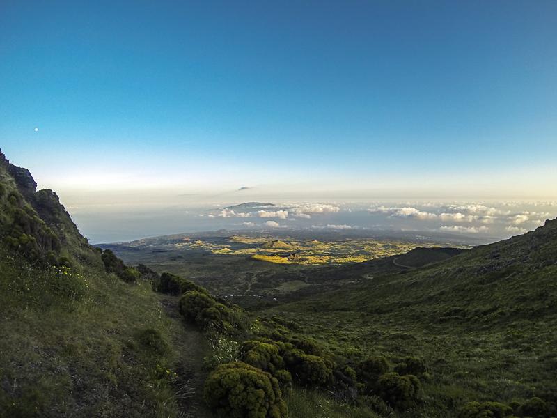 Montanha do Pico, ilha do pico, açores