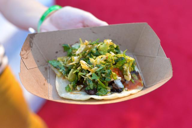 Kogi Truck short rib taco