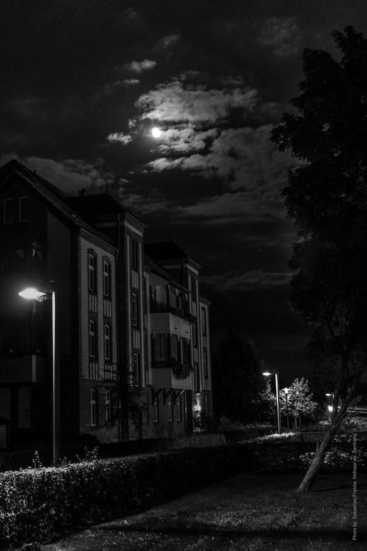 Wildau at Night I