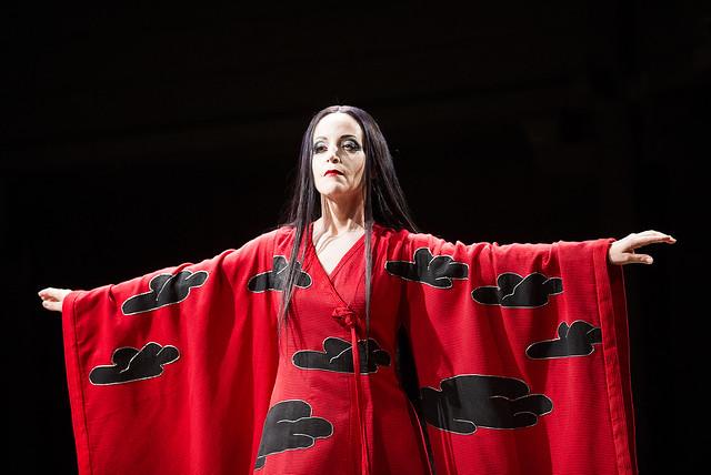 Lise Lindstrom as Turandot © ROH/Tristram Kenton, 2013