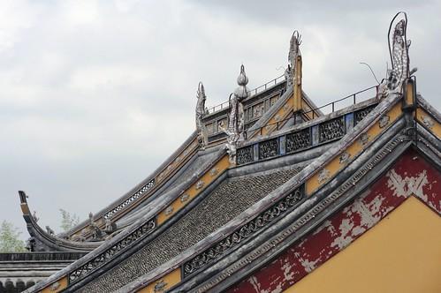 Zhujiajiao Ancient Town, Shanghai, China