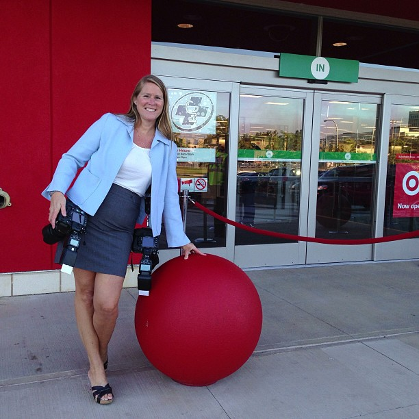 Great morning for the opening of #BillingsTargetOttawa #Billings #Target