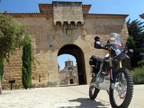 monasterio de Poblet (2)