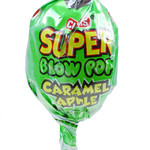 Charms Super Blow Pop Caramel Apple