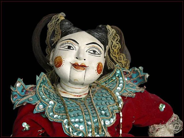 Laos puppet