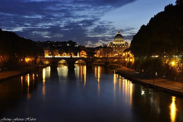 Rome - Les lieux Sacrés