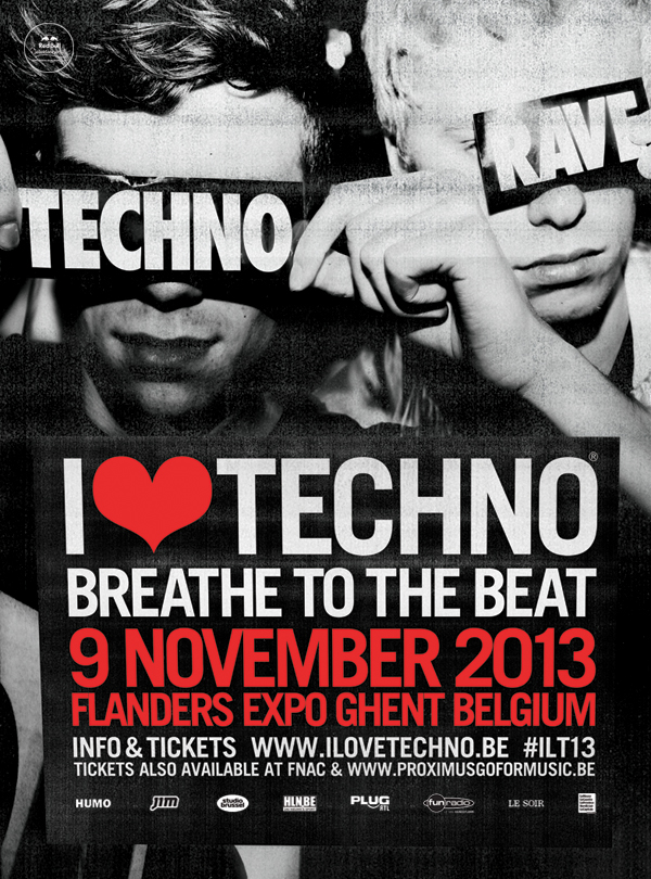cyberfactory 2013 live nation i love techno flandes expo gent belgium