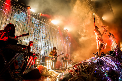 Flaming Lips @ The Greek Theatre - October 29, 2013