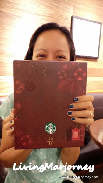 Starbucks Planner 2014 by LivingMarjorney on Flickr