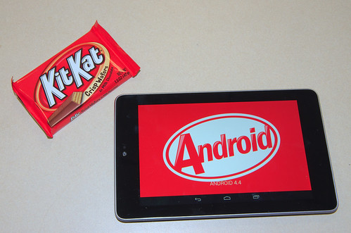 2012 Nexus 7 with Android 4.4 KitKat