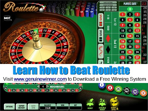 Crown casino roulette tips