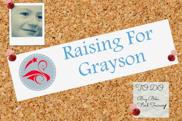Raising for Grayson