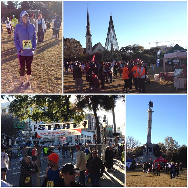 Charleston Turkey Day Run