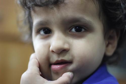 Zinnia Fatima 2 Year Old by firoze shakir photographerno1
