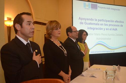 Presentación del Proyecto AdA-Integración