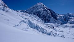 Widok z obozu 1 -West Kalhitna Peak