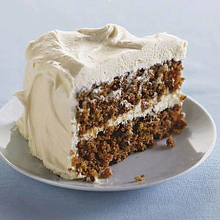 Classic Carrot Layer Cake with Vanilla Cream Cheese Frosting Download ...