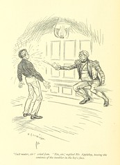 """British Library digitised image from page 236 of """"The Pirate and the Three Cutters ... With illustrations by E. J. Sullivan and an introduction by David Hannay"""""""
