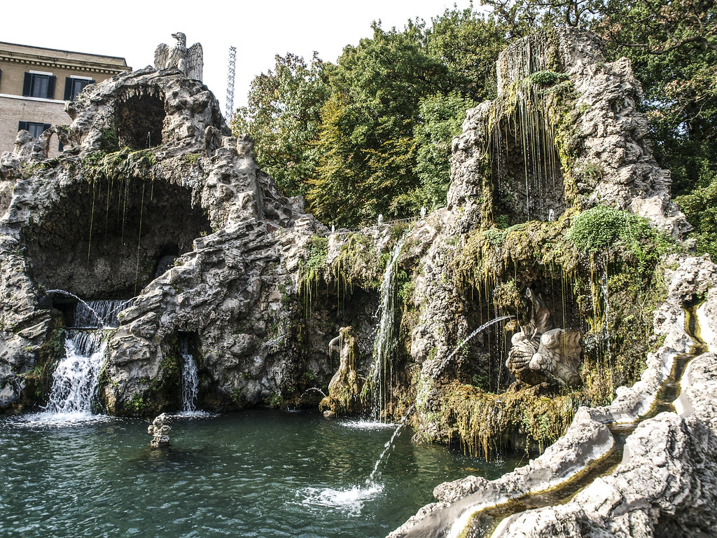 Fontana Dell'Aquilone