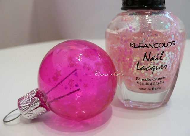 nail varnish baubles aurora