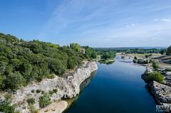Gardon River Pont du Gard
