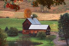Photos of the Year 2013 ~ Sleepy Hollow Farm, Woodstock, VT (Explore #34)