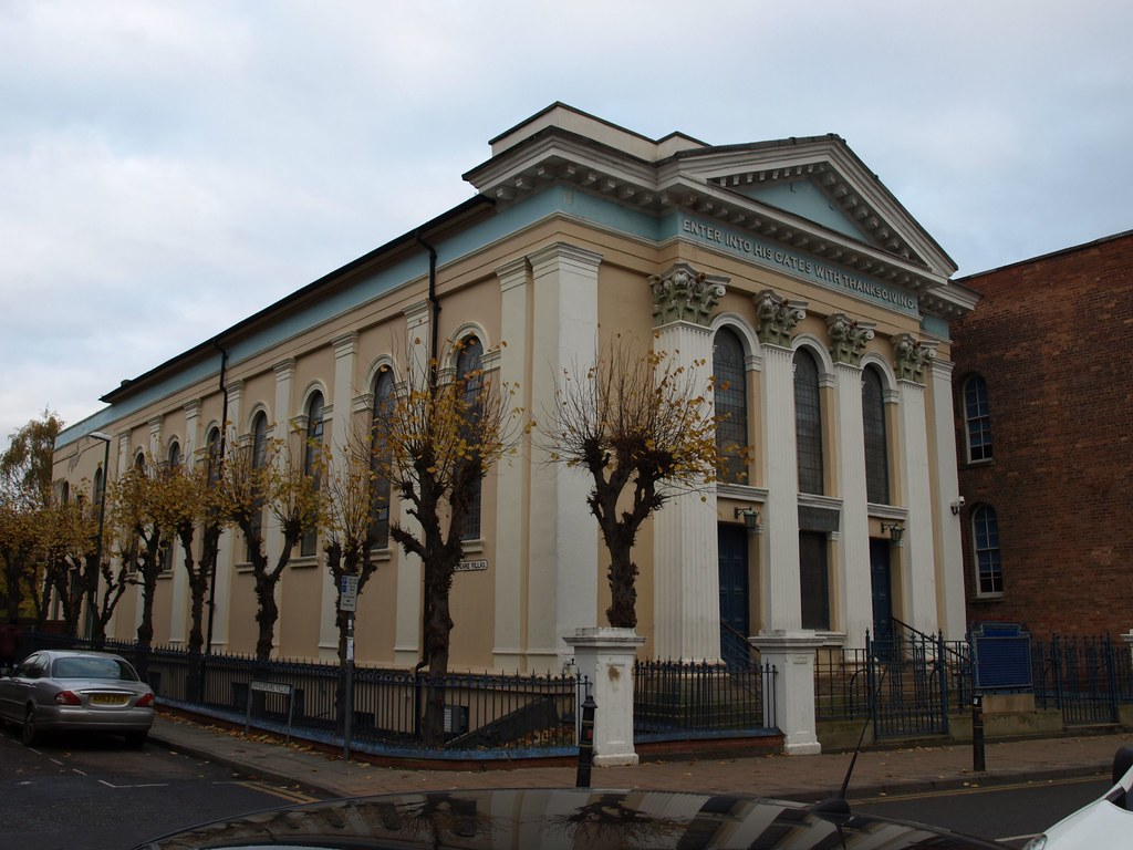 The Synagogue Shakespeare Street Nottingham This