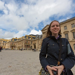 Emily at Versailles