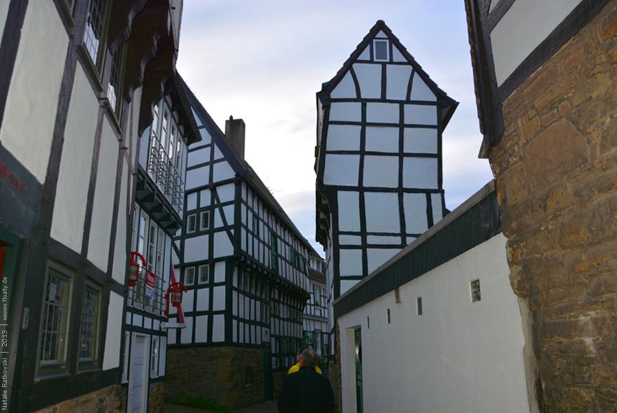 Hattingen, winter 2013