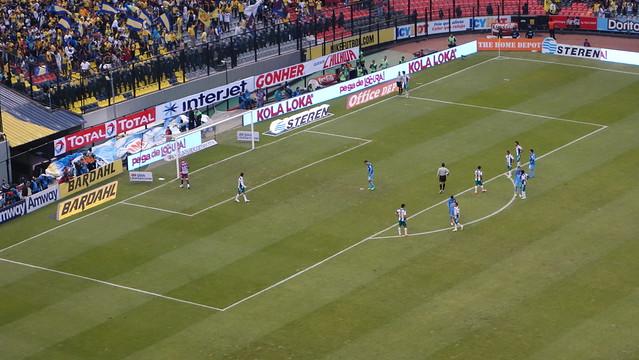 Club América 1 - León 0