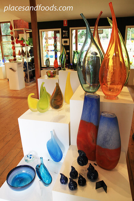 gordon studio glass blowers gallery