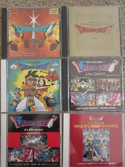 Dragon Quest OST