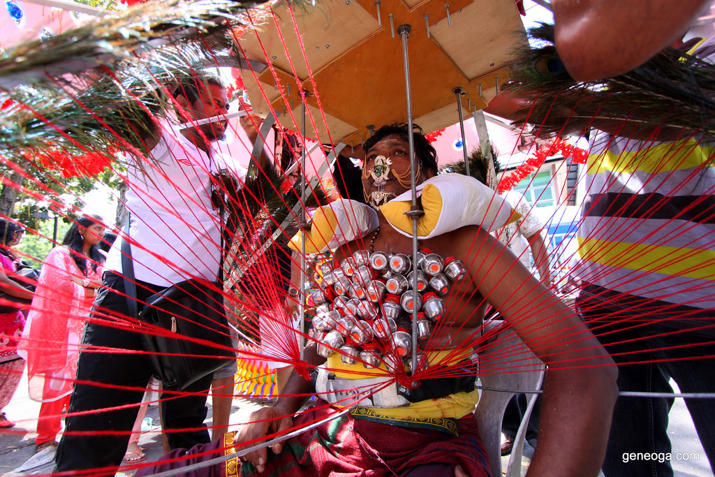 Kavadi Carrier