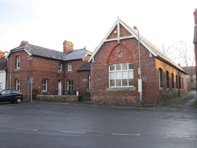 Old Stainton School