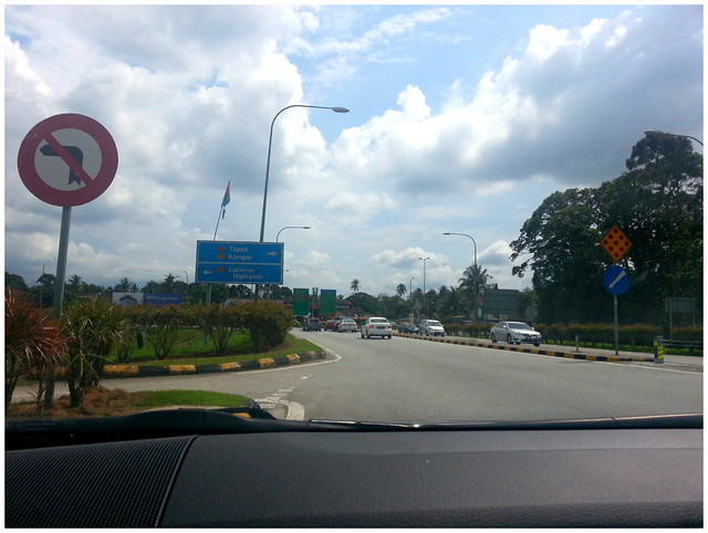 Tapah Exit