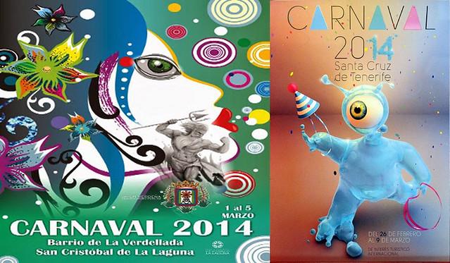 Carnivals Tenerife
