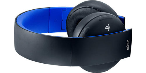 Sony unveiled PS4 wireless headset