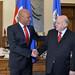 Secretary General Receives President of Haiti