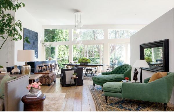 Patrick Dempsey Home