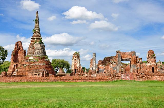 Ayutthaya Historical Park (UNESCO World Heritage Site), Thailand