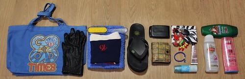 Bag ii - Swimming