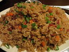 Signature fried rice, Sidestreet Inn