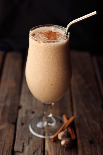 Snickerdoodle Smoothie - Gluten-free and Vegan