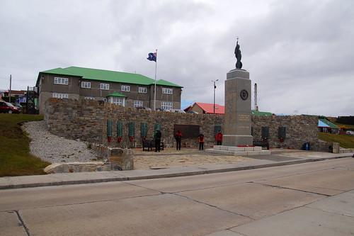 394 Monument Falklandoorlog