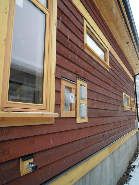 Mar 2 - siding and soffits